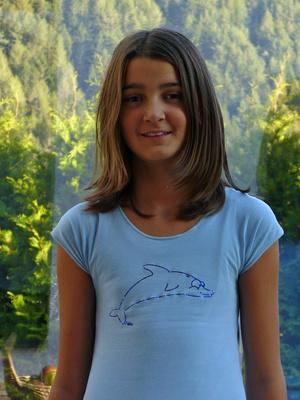 Delfin T-Shirt für Wasserratten