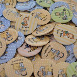 Buttonregen – Buttonsegen