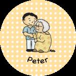 Motiv Altenpfleger
