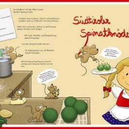 Südtiroler Spinatknödel – mmmmmhhh :)