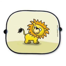 Auto Sonnenschutz Löwe
