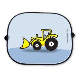 Auto Sonnenschutz Bagger