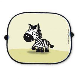 Auto Sonnenschutz Zebra