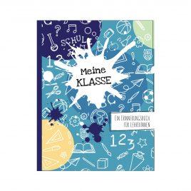 Meine Klasse – Erinnerungsbuch für Lehrer und Lehrerinnen