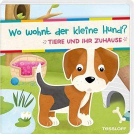 Wo wohnt der kleine Hund? Tiere und ihr Zuhause