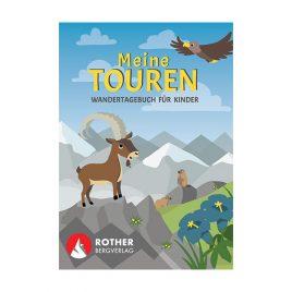Kindertourenbuch Meine Touren
